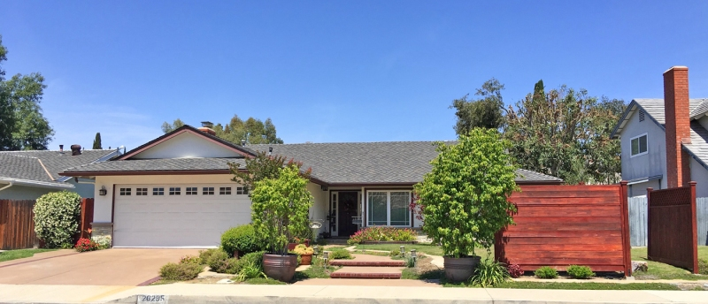 Closed Sales in Mission Viejo