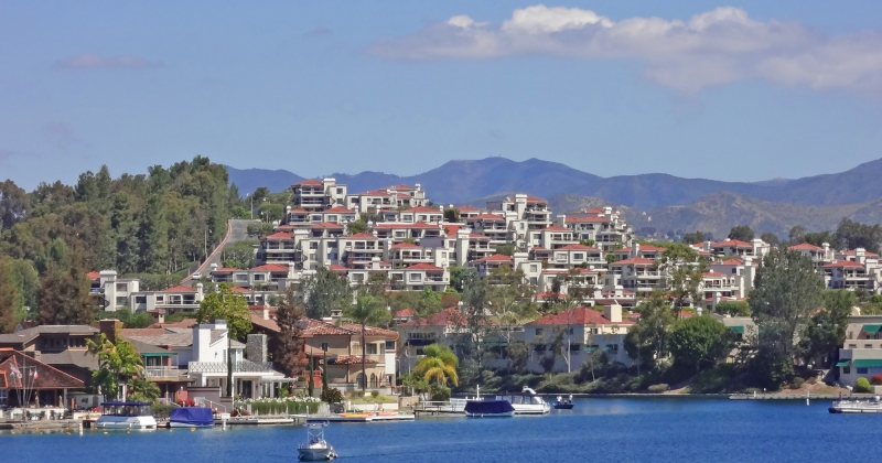 Lake Mission Viejo Homes