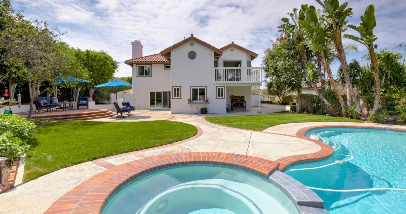 Mission Viejo Pool Home Sold Jackie Gibbins