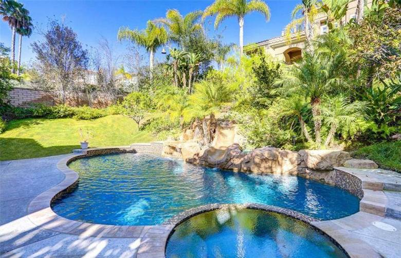 Pool Home in Pacific Hills
